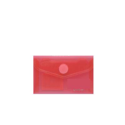 Sobre Plástico 11x7 Rojo SO11R