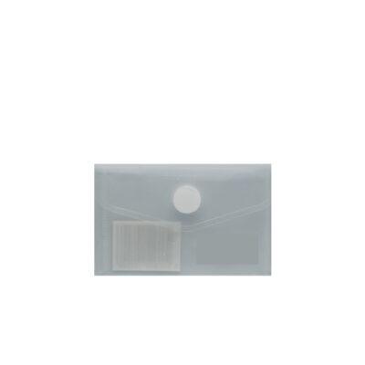 Sobre Plástico 11x7 Transparente SO11T
