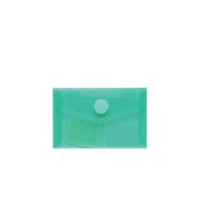 Sobre Plástico 11x7 Verde SO11V