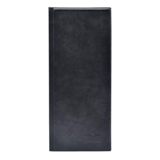 Tarjetero Negro PO6050N