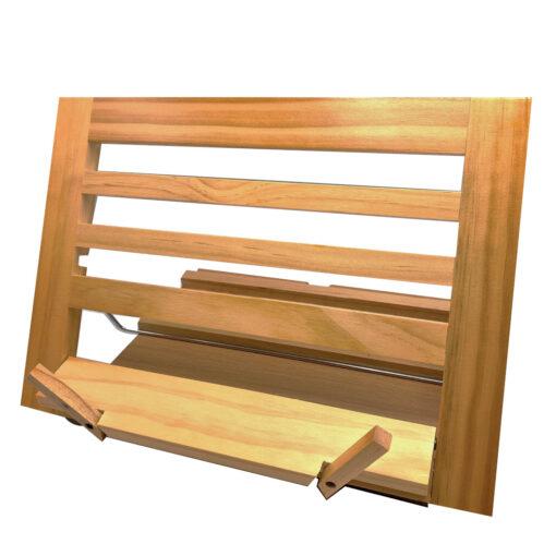 Atril de madera AT202