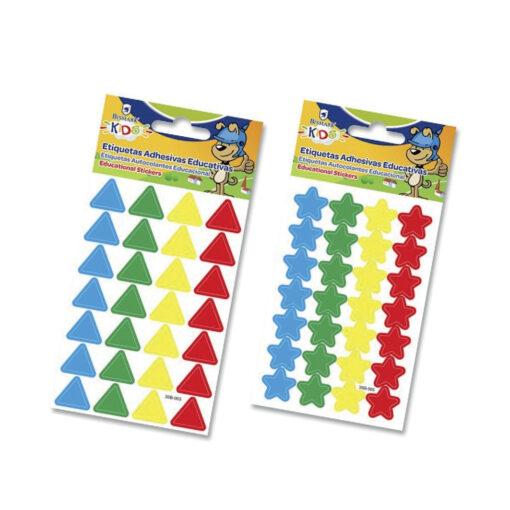 Blister etiquetas adhesivas ET325757-1