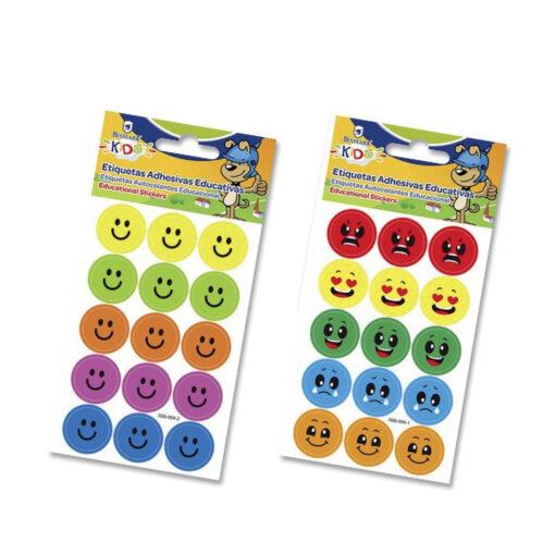 Blister etiquetas adhesivas ET325757-2