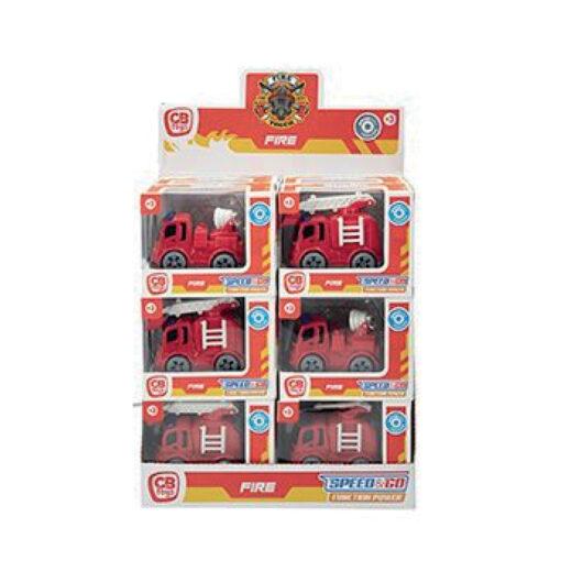 Camion bomberos JU45518-2