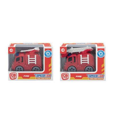 Camion bomberos JU45518