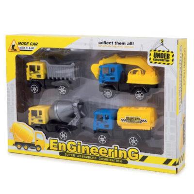Camiones obras friccion JU16833