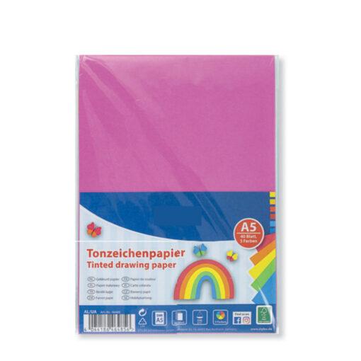 Paquete 40 hojas cartulina PA46485