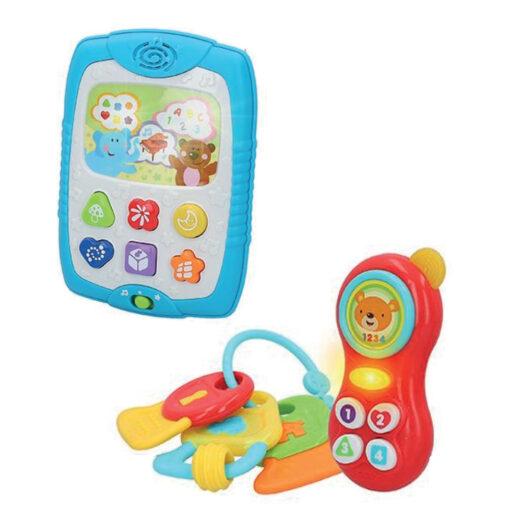 Set tablet con accesorios JU46329-1