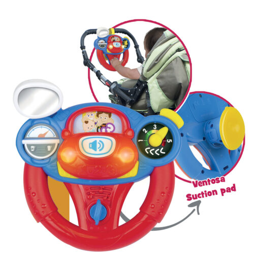 Volante infantil JU46514-3