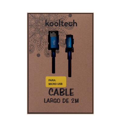 Cable nylon Android CA881
