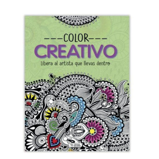 Mandalas color creativo MA111-1