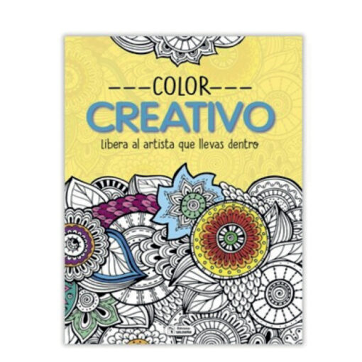 Mandalas color creativo MA111