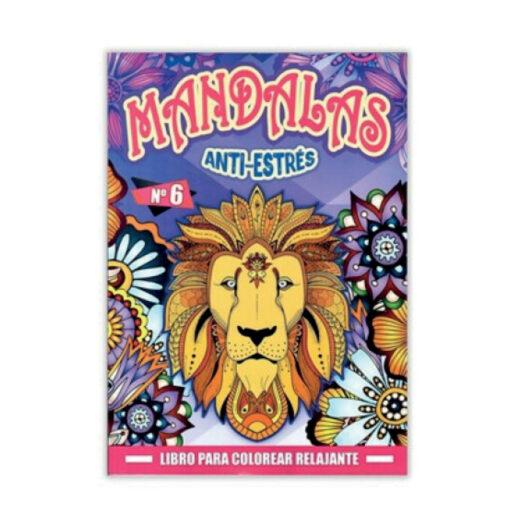 Mandalas colorear MA62