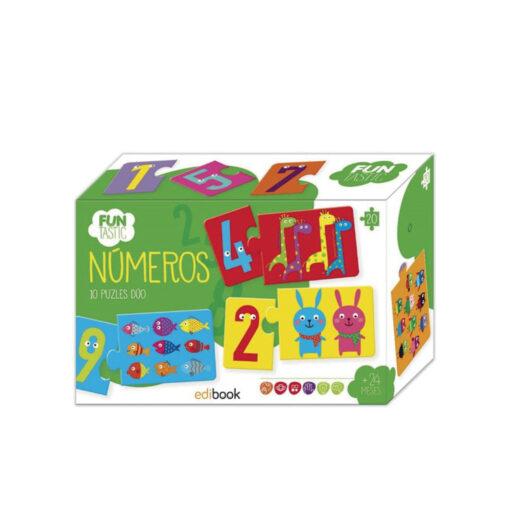 Puzzle duo funtastic PZ37-3