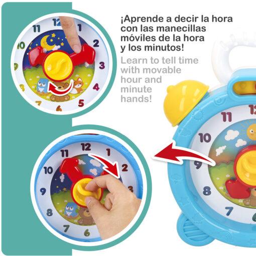 Reloj infantil musical RE46619-1