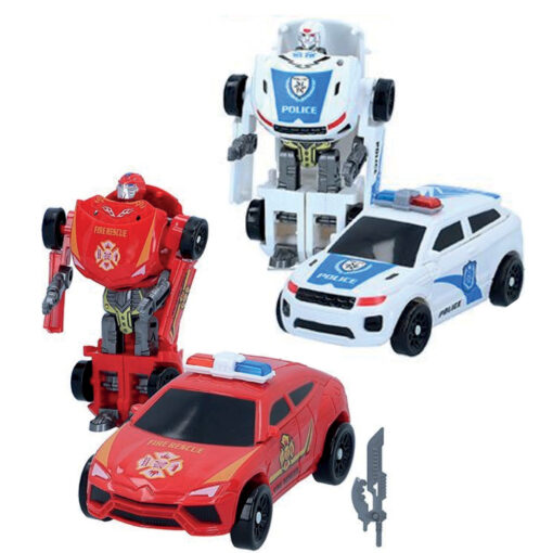 Set 2 vehiculos transformer JU49033-1