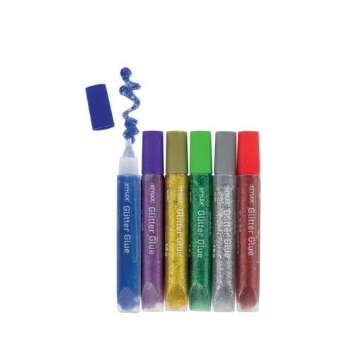 Blister 6 tubos pegamento PE25100-1