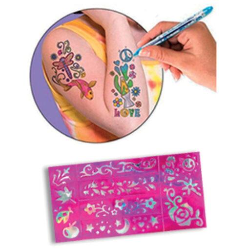 Boligrafos gel Tatto BO8635-2