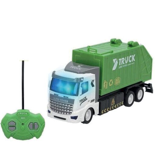 Camion basura radio control JU46656-1