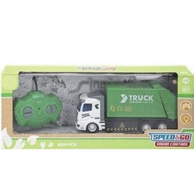 Camion basura radio control JU46656