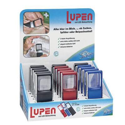 Lupa lectura luz LU1599