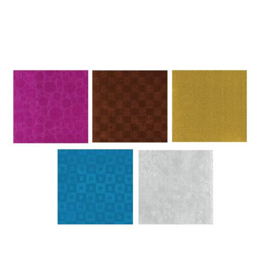 Paquete 10 Cartulinas holograficas PA43011-1