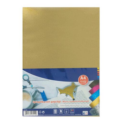 Paquete 10 Cartulinas holograficas PA43011