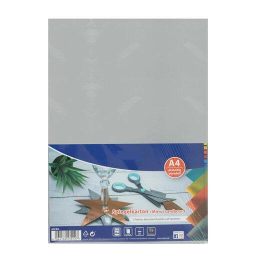 Paquete 10 Cartulinas metalizadas PA43012