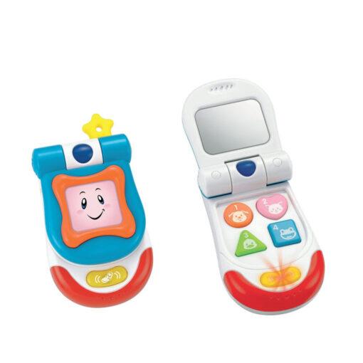 Telefono movil plegable JU44717-1