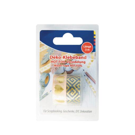 Blister 2 rollos cinta adhesiva CI43002-1