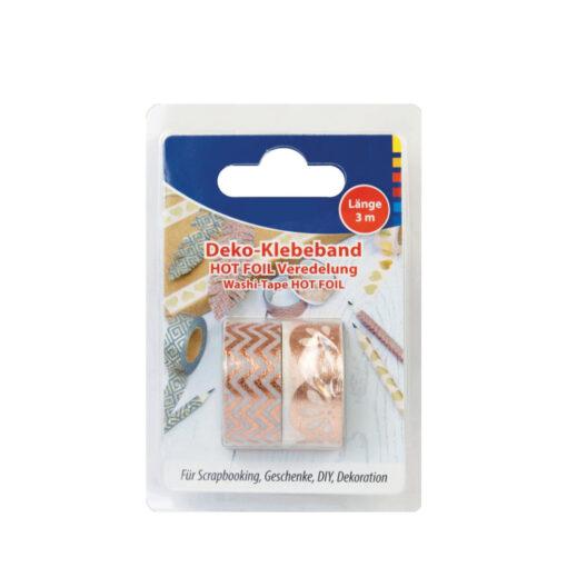 Blister 2 rollos cinta adhesiva CI43002