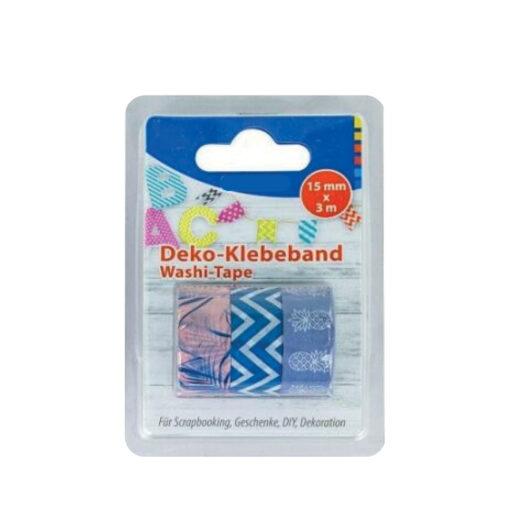 Blister 3 rollos cinta adhesiva CI41368