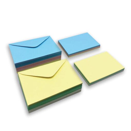 Blister sobres y tarjetas pastel SO8319P-1