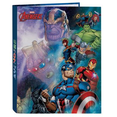 Carpeta anillas Avengers CA512179067