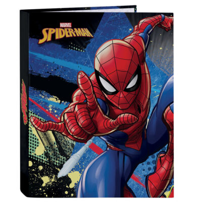 Carpeta anillas Spiderman CA512143067