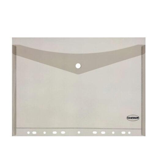 Sobres plastico A4 multitaladro SO80631-3