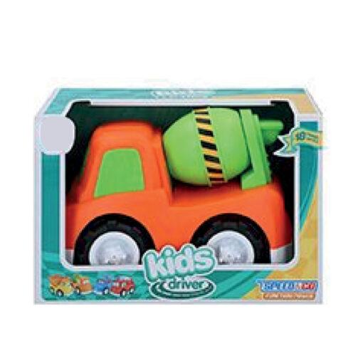 Vehiculos grandes plastico JU49232-3
