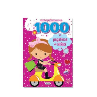 Cuaderno 1000 pegatinas CU1131