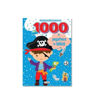 Cuaderno 1000 pegatinas CU1132