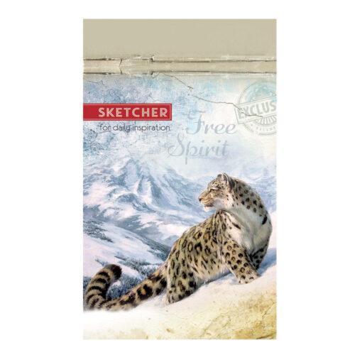 Cuaderno B5 estampado BL177-4
