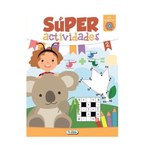 Cuaderno Super actividades CU40-1