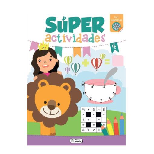 Cuaderno Super actividades CU40-3