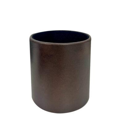 Cubilete marron CU701M