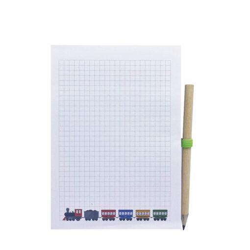 Libreta imantada lápiz LI327509-1