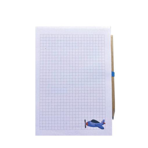 Libreta imantada lápiz LI327509-3