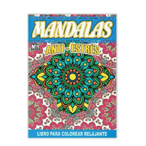 Mandalas colorear MA901-1