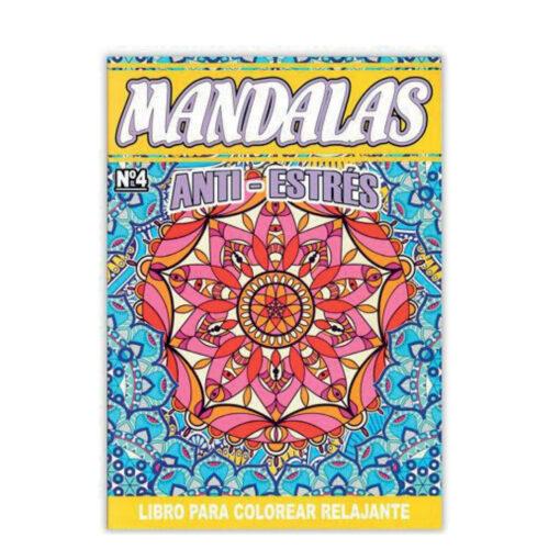 Mandalas colorear MA901-3