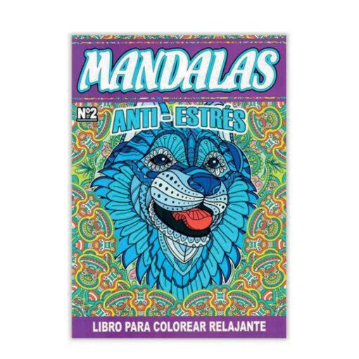 Mandalas colorear MA901
