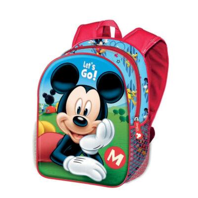 Mickey Mochila 3D MO1626