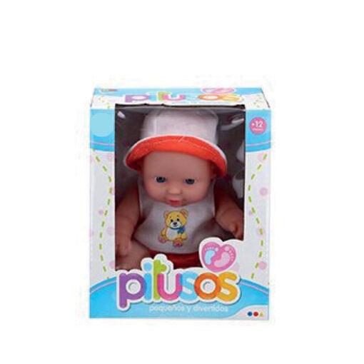 Muñeco bebe pitusos MU43766